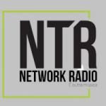 Logo da emissora NTR - Network Rádio