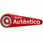 Logo da emissora Autêntica Rádio Web