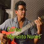 Logo da emissora Rádio Manelito Nunes