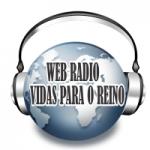 Logo da emissora Web Rádio Vidas para o Reino de Deus