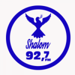 Logo da emissora Rádio Shalom FM