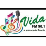 Logo da emissora Radio Vida 90.1 FM