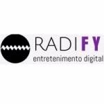 Logo da emissora Web Rádio RadiFy