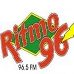 Logo da emissora Radio Ritmo 96.5 FM