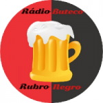 Logo da emissora Rádio Buteco Rubro Negro