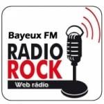 Logo da emissora Bayeux FM Rádio Rock