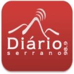 Logo da emissora Rádio Diario Serrano 98.9 FM