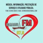 Logo da emissora Rádio Igarassu FM