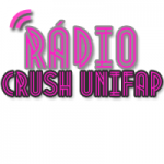 Logo da emissora Rádio Crush Unifap