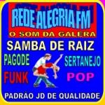Logo da emissora Rede Alegria