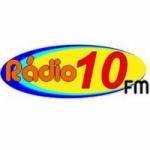 Logo da emissora Radio10 Fm
