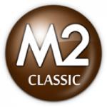 Logo da emissora Radio M2 Classic