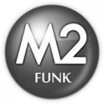 Logo da emissora Radio M2 Funk