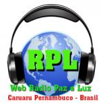 Logo da emissora Web Rádio Paz e Luz