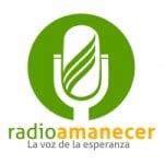Logo da emissora Radio Amanecer 98.1 FM