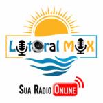 Logo da emissora Rádio Litoral Mix