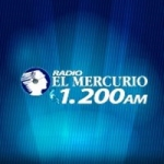 Logo da emissora Radio El Mercurio 1200 AM