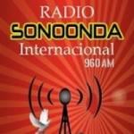 Logo da emissora Radio Sonoonda Internacional 960 AM