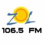 Logo da emissora Radio Zol 106.5 FM
