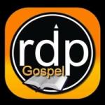 Logo da emissora Rádio RDP Gospel