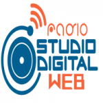 Logo da emissora Rádio Studio Digital