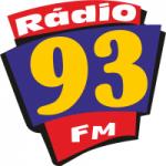 Logo da emissora Rádio Formosa 93.3 FM
