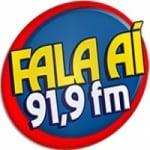Logo da emissora Rádio Fala Ai 91.9 FM