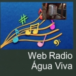 Logo da emissora Web Radio Água Viva