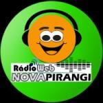 Logo da emissora Radio Web Nova Pirangi