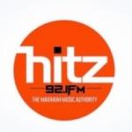 Logo da emissora Radio Hitz 91.1 FM