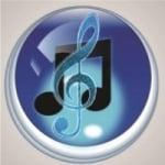 Logo da emissora Rádio Louvor Maior