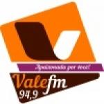Logo da emissora Rádio Vale 94.9 FM