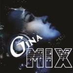 Logo da emissora Rádio Gina MIX