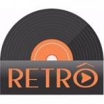 Logo da emissora Radio Retrô ToPlay
