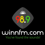 Logo da emissora Radio Winn 98.9 FM