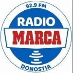 Logo da emissora Radio Marca Donostia 92.9 FM
