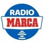 Logo da emissora Radio Marca Lanzarote 104.5 FM