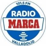 Logo da emissora Radio Marca Valladolid 101.5 FM