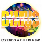 Logo da emissora Rádio Dimus