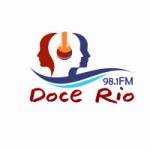 Logo da emissora Doce Rio