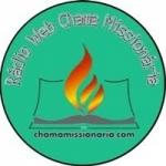 Logo da emissora Chama Missionária