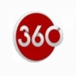 Logo da emissora Radio Tunisie 360