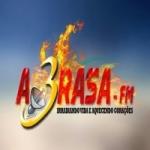 Logo da emissora Abrasa FM