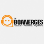 Logo da emissora Radio Boanerges 102.3 FM