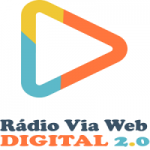 Logo da emissora Rádio Via Web Digital 2.0
