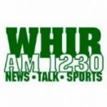 Logo da emissora Radio WHIR 1230 AM