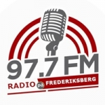 Logo da emissora Frederiksberg Lokal Radio 97.7 FM