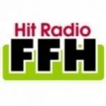 Logo da emissora Radio FFH 105.9 FM Digital Future