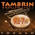 Logo da emissora Radio Tambrin 92.7 FM