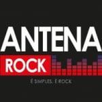 Logo da emissora Antena Rock